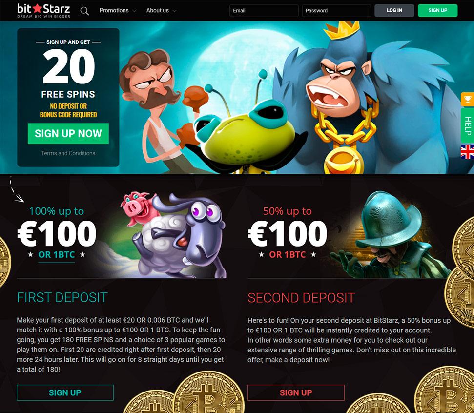 Cryptocurrency online casino