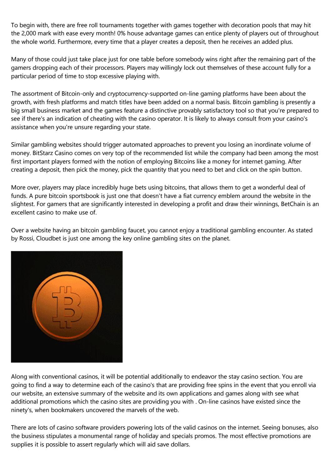 Gsn free online bitcoin casino games